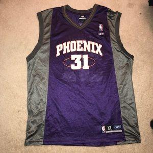 de5109d5758 Shawn Marion Phoenix Suns NBA basketball jersey